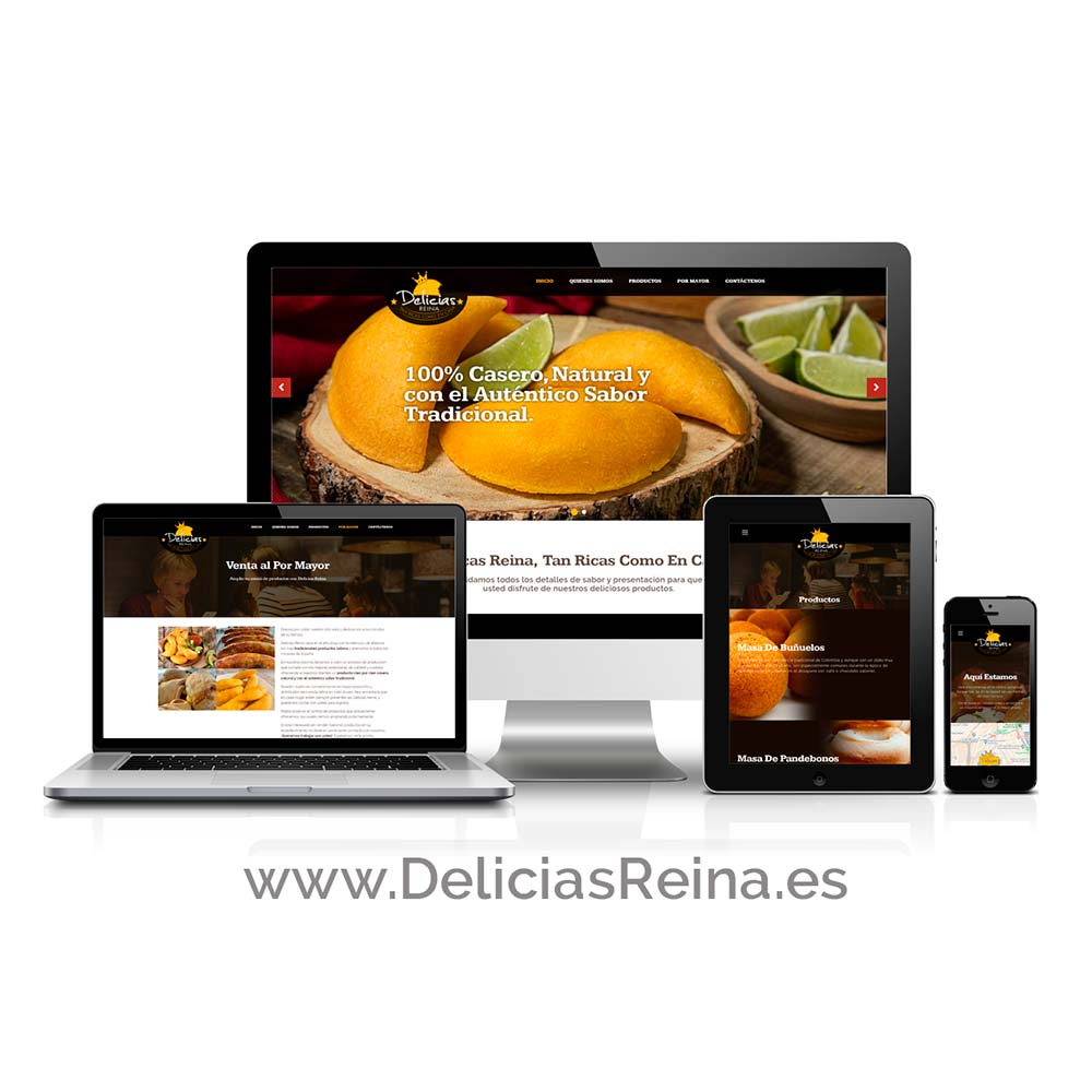 Páginas Web para Restaurantes - Canarias